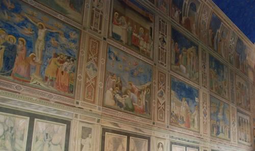 スクロヴェーニ礼拝堂壁画